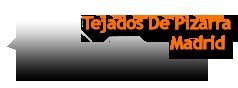 Tejados de pizarra Madrid Logo